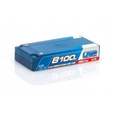 LRP 8100 - 1/12 1S - 110C/55C - 3.7 LiPo - 1/12 COMPETITION CAR HARDCASE