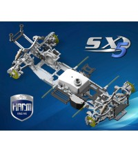 kit chassis new SX5-2017