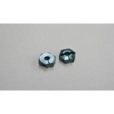 A2217 Mugen MTC1 Trascinatore esagonale ruota 5,0mm (2pz)