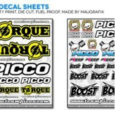 PICCO DECALS 300X220