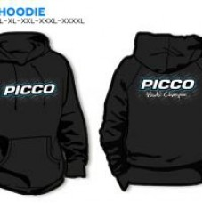 PICCO HOODIE S size