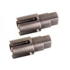 Bicchierini acciaio (2 pz) Optional MTC1 - MTC2