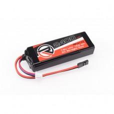 BATTERIE RUDDOG  RX 2400 - 7,6 V LIPO