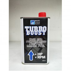 TURBO BOOST SPECIAL FUEL ON ROAD
